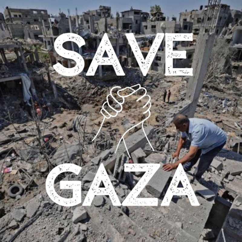 【緊急開催】空爆下のガザの声、パレスチナはいま